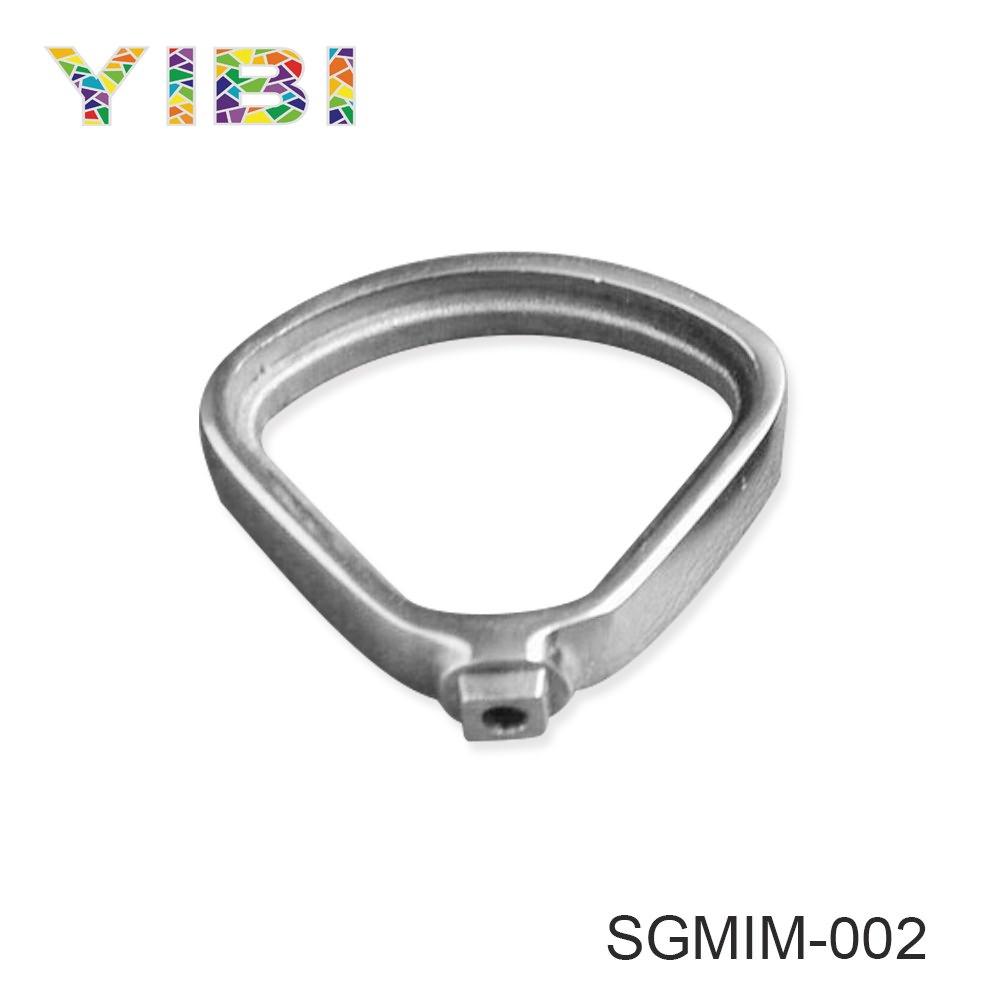 金属粉末注射成形智能锁具不锈钢零件