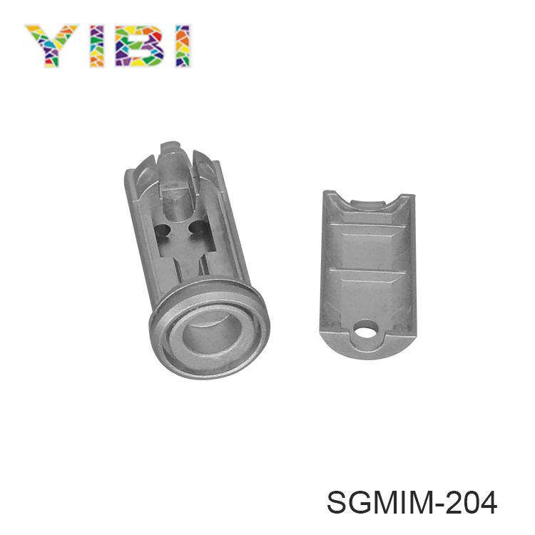 mim粉末冶金电子锁锁芯不锈钢零件