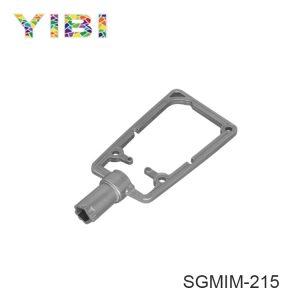 粉末冶金mim电子锁钥匙壳