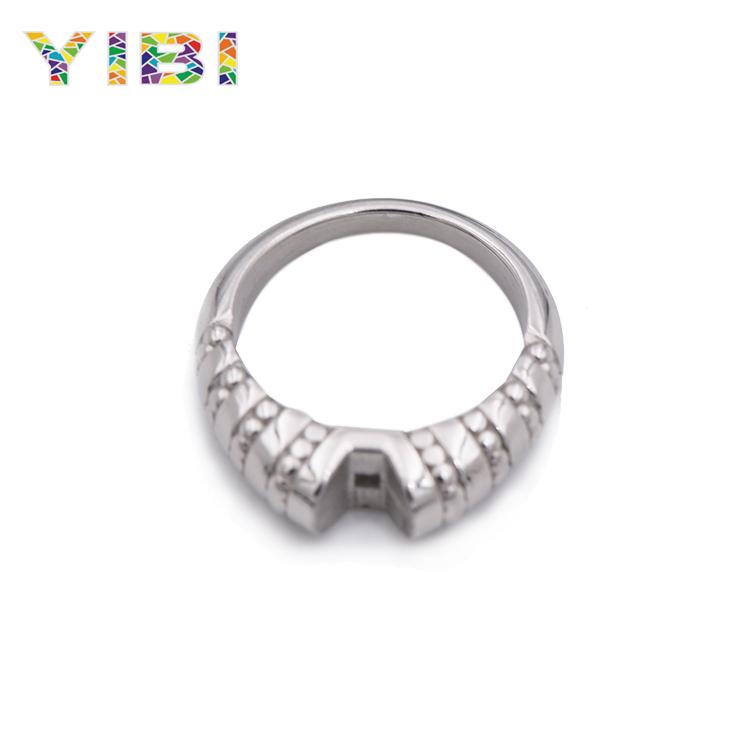 mim不锈钢饰品 不锈钢戒指 不锈钢首饰