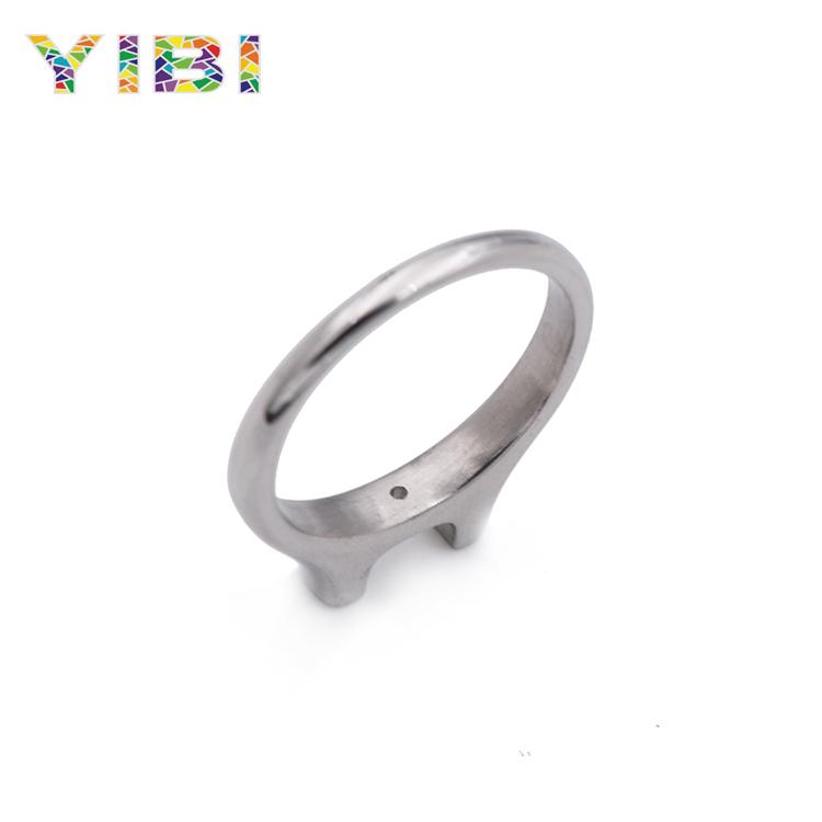 mim不锈钢戒指 粉钢戒指 金属粉末注射成形钢首饰