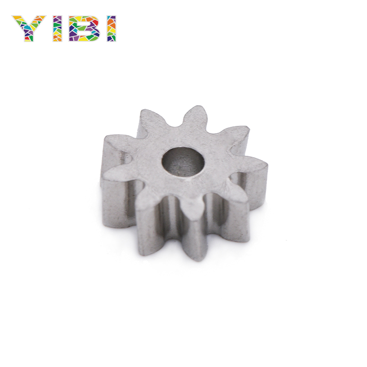 mim粉末冶金 不锈钢电动工具零部件 斜齿轮 伞形齿轮